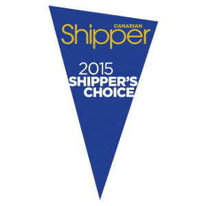 Shippers Choice Award 2015