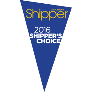 Shipper's Choice Award 2016